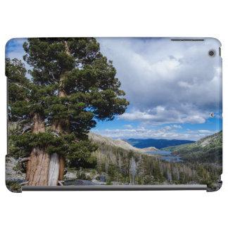 Sierra Juniper and Evergreen Trees 2 iPad Air Cover