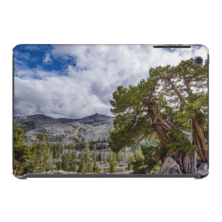 Sierra Juniper and Evergreen Trees iPad Mini Cover