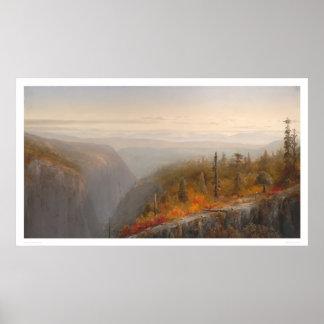 Sierra Landscape (1322) Posters