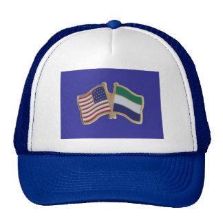 Sierra Leone/americano Gorras De Camionero