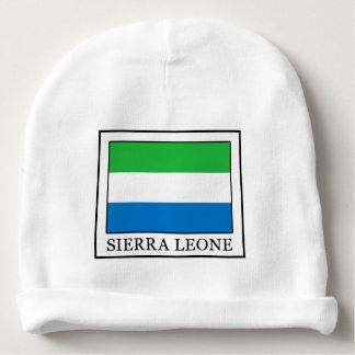 Sierra Leone Baby Beanie