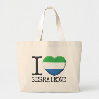 Sierra Leone Bolsa De Mano