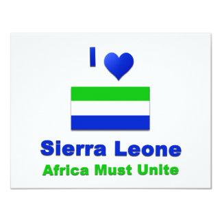 Sierra Leone Card