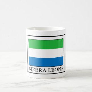 Sierra Leone Coffee Mug