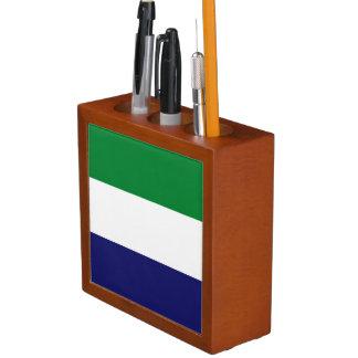 Sierra Leone Pencil Holder