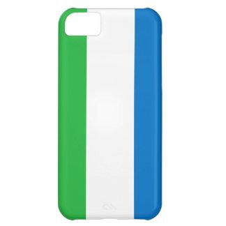Sierra Leone Flag iPhone 5C Cover