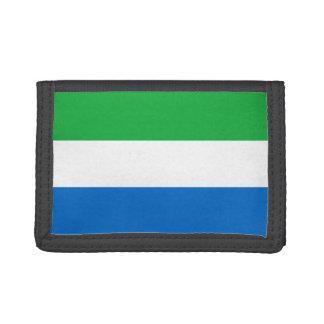 Sierra Leone Flag Wallet