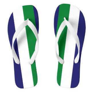 Sierra Leone Flip Flops