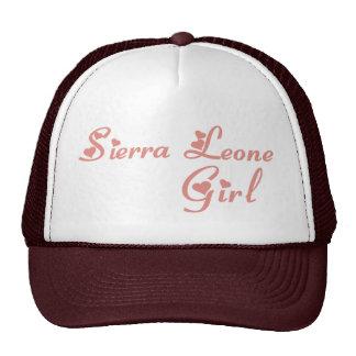 Sierra Leone Trucker Hat