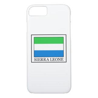 Sierra Leone iPhone 7 Case