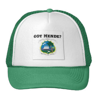 SIERRA LEONE(MENDE TRIBE),MAP, T-SHIRT AND ETC MESH HAT