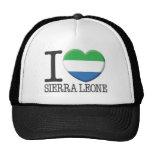 Sierra Leone Mesh Hat