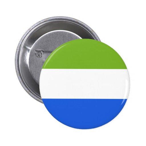 Sierra Leone Pin