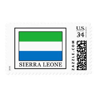 Sierra Leone Postage