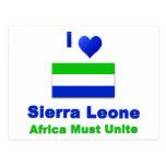 Sierra Leone Postcard