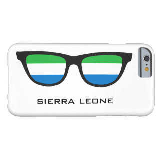 Sierra Leone Shades custom text & color cases