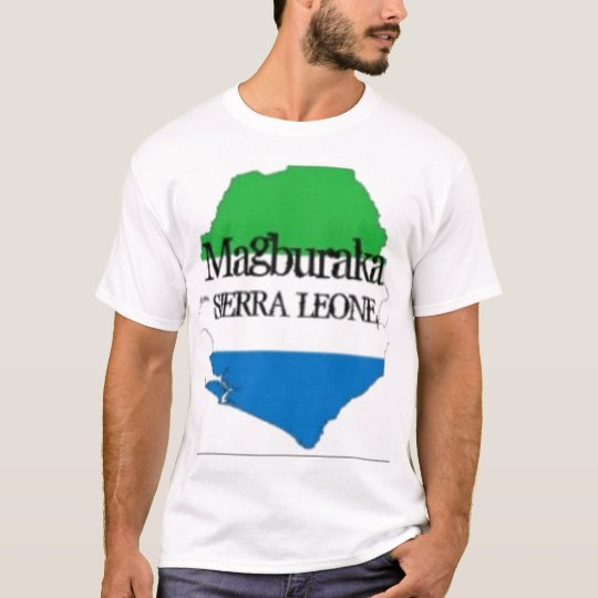 SIERRA LEONE  T-SHIRT AND ETC(magburaka)