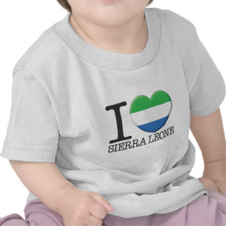 Sierra Leone T Shirts