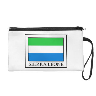 Sierra Leone wristlet