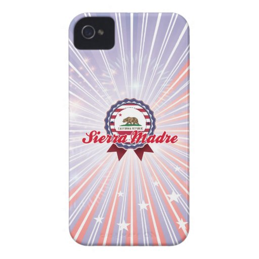 Sierra Madre, CA iPhone 4 Cases