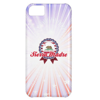 Sierra Madre, CA iPhone 5C Cover