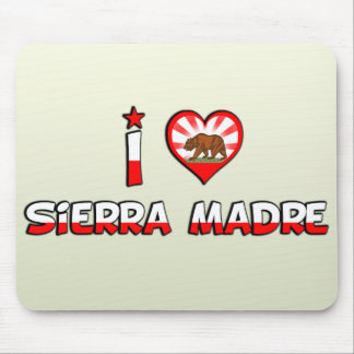 Sierra Madre, CA Mouse Pad