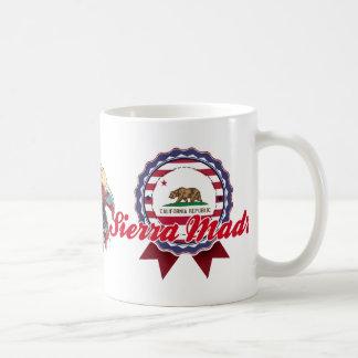 Sierra Madre, CA Coffee Mugs
