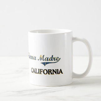 Sierra Madre California City Classic Coffee Mug