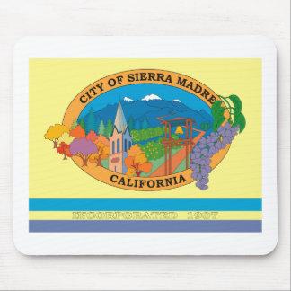 Sierra Madre Flag Mousepad