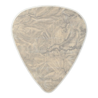 Sierra Nevada adjacent to the Yosemite Valley Acetal Guitar Pick