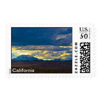 Sierra Nevada HDR Postage