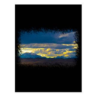 Sierra Nevada HDR Postales