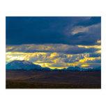 Sierra Nevada HDR Tarjeta Postal