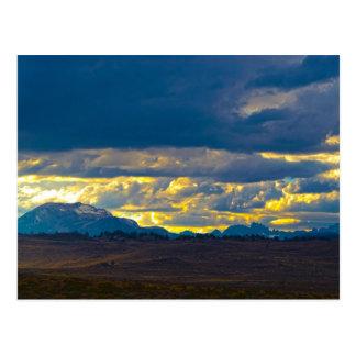 Sierra Nevada HDR Tarjetas Postales