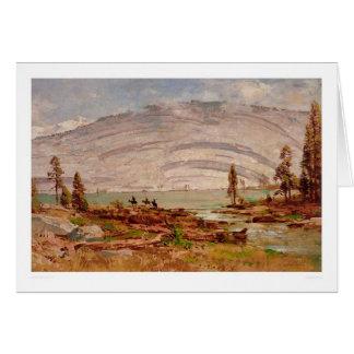 Sierra Nevada Landscape (0709A) Card