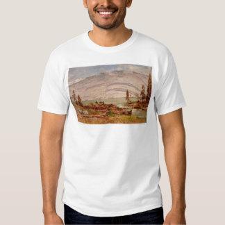 Sierra Nevada Landscape (0709A) Tee Shirt