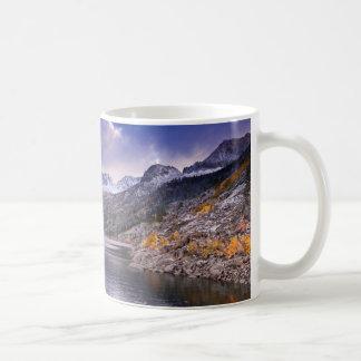 Sierra Nevada Mountains, Autumn, CA Coffee Mug