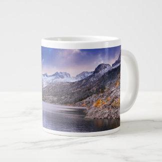 Sierra Nevada Mountains, Autumn, CA Large Coffee Mug