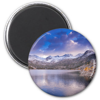 Sierra Nevada Mountains, Autumn, CA Magnet