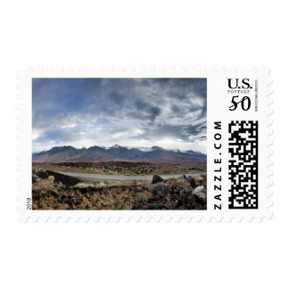 Sierra Nevada Mountains from Owens Valley Postage