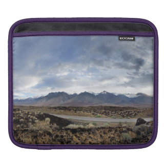 Sierra Nevada Mountains from Owens Valley Sleeve For iPads