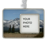 Sierra Nevada Mountains I from Yosemite Ornament