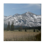 Sierra Nevada Mountains I from Yosemite Tile