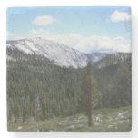 Sierra Nevada Mountains II from Yosemite Stone Coaster