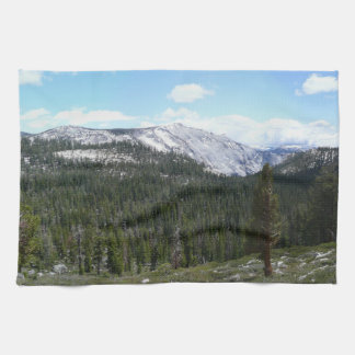 Sierra Nevada Mountains II Towels