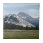 Sierra Nevada Mountains III Yosemite National Park Ceramic Tile