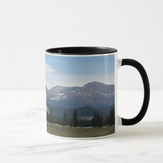 Sierra Nevada Mountains III Yosemite National Park Mug