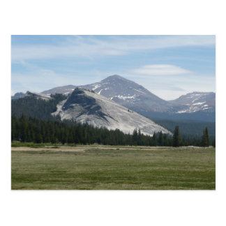 Sierra Nevada Mountains III Yosemite National Park Postcard