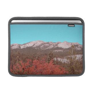 Sierra Nevada Mountains Sleeve For MacBook Air