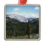 Sierra Nevada Mountains Ornament